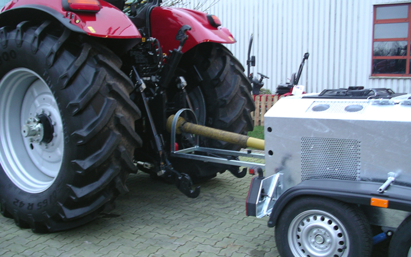 Spezialprüfstände für die Landwirtschaft