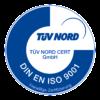 Zertifiziertes Managementsystem nach DIN ISO 9001-2015